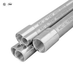 IMC Galvanized Steel Threaded Rigid Conduits / Hot-Dip Galvanized