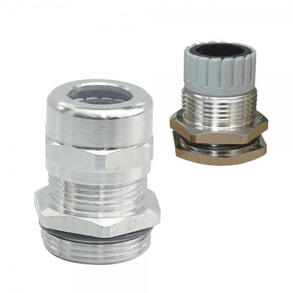 Super Waterproof Brass Cable Gland (IP68)