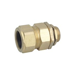 CW Type Unarmoured Brass Cable Gland (IP68)