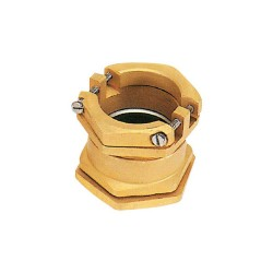 Brass Cable Glandwith A Clamp (IP55)