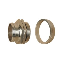Internal Type Swivel Thread Metal Connector / Male Type (IP44)