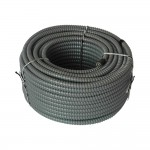 PVC Coated Galvanized Steel Flexible Conduit Wired
