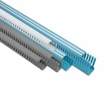 Slotted Type PVC Cable Trunking Box
