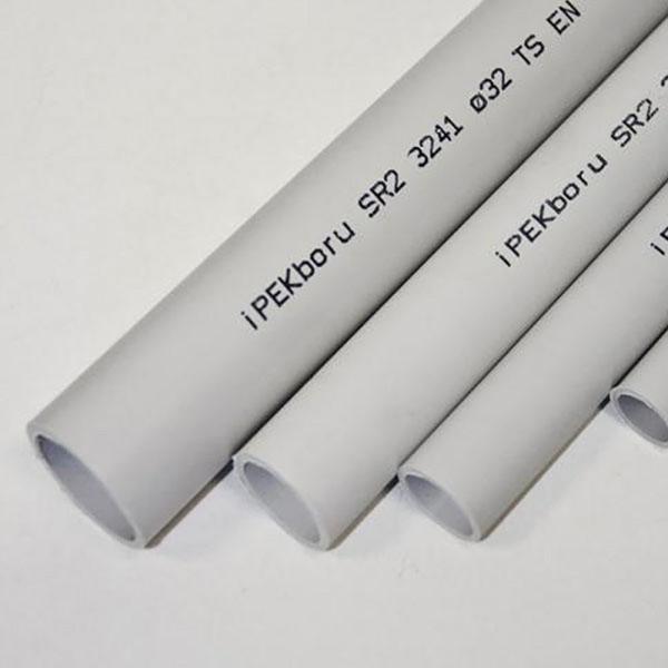 PVC Rigid Conduit Medium Gauge