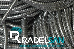 Radelsan: The Flexible Steel Conduit Brand of Turkey.