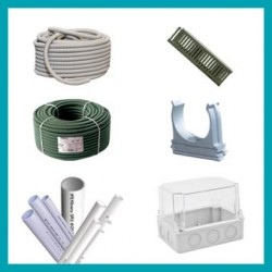 Plastic Straight and Spiral Conduits Group